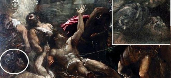Τιτσιάνο, Αναγέννηση, καλλιτέχνης, αυτοπροσωπογραφία, Άγιος Λαυρέντιος, Φίλιππος