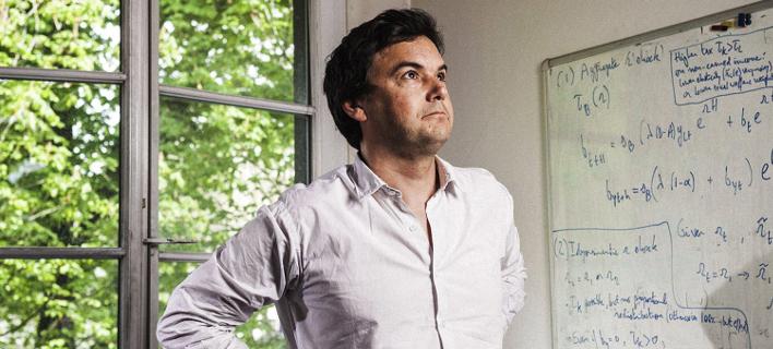 Τομά Πικετί: Υπάρχει μια τεράστια υποκρισία απέναντι στην Ελλάδα