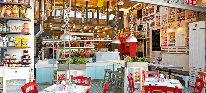 Αυτό το μεζεδοπωλείο θυμίζει «Μπακαλόγατο» και σερβίρει τις πιο νόστιμες ελληνικές γεύσεις [εικόνες]