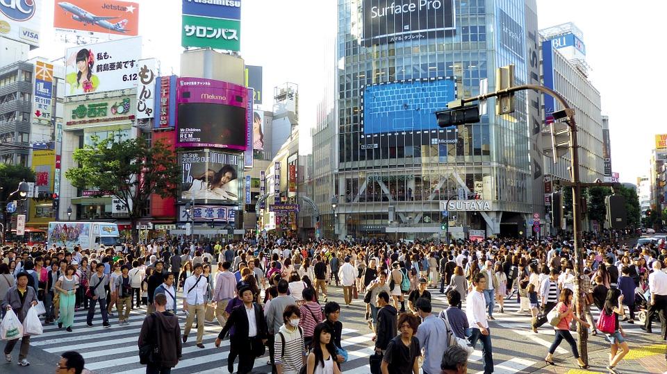 Το Τόκιο περιγράφεται από τους περισσότερους ταξιδιώτες ως μια πόλη καθαρή, γεμάτη ενέργεια
