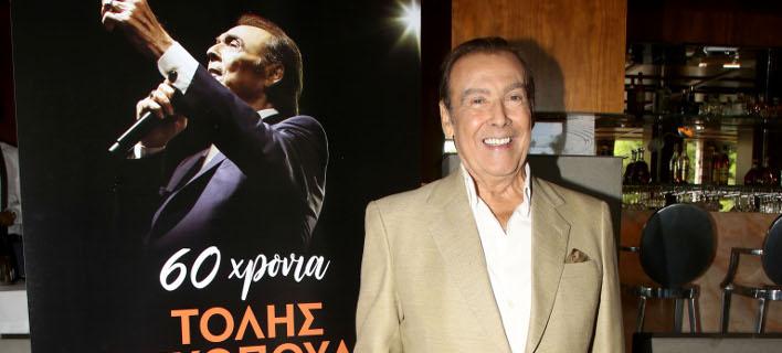 Τόλης Βοσκόπουλος (Φωτογραφία: NDPphoto)