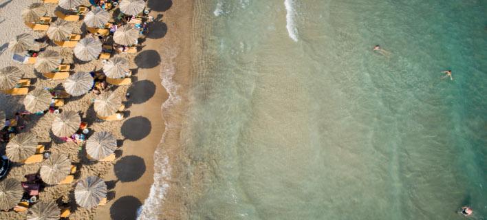 ελληνική παραλία/Φωτογραφία: Eurokinissi/ΑΝΤΩΝΗΣ ΝΙΚΟΛΟΠΟΥΛΟΣ