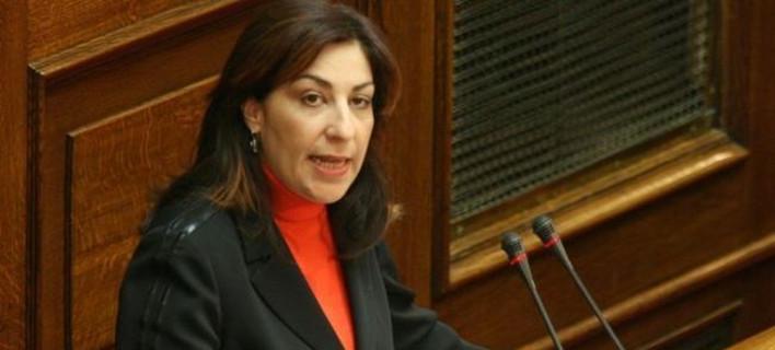 Τόνια Αντωνίου: Αγοραία συναλλαγή για υπουργεία έκαναν τα στελέχη του ΚΙΝΑΛ