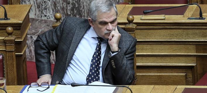 Επιμένει ο Τόσκας στα περί δημοσίων σχέσεων για τον Σφακιανάκη: Είχε υπερβεί κόκκινες γραμμές