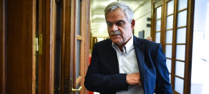 Ο Νίκος Τόσκας (Φωτογραφία: EUROKINISSI/ΤΑΤΙΑΝΑ ΜΠΟΛΑΡΗ)