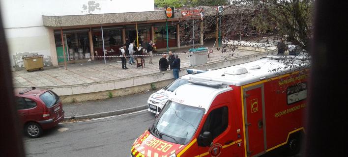 Πυροβολισμοί σε μπαρ στην Τουλούζη/ Φωτογραφία: Twitter