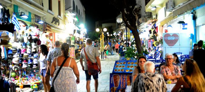 τουρισμός στα νησιά/Φωτογραφία: Eurokinissi/ΑΝΤΩΝΗΣ ΝΙΚΟΛΟΠΟΥΛΟΣ