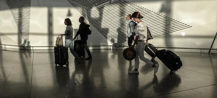 Χρονιά ρεκόρ για τον ελληνικό τουρισμό (Φωτογραφία: EUROKINISSI/ ΠΑΝΑΓΟΠΟΥΛΟΣ ΓΙΑΝΝΗΣ)