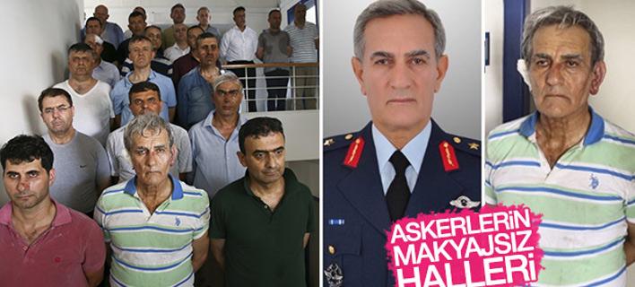 Αυτοί είναι οι στρατηγοί του πραξικοπήματος στην Τουρκία [εικόνες]