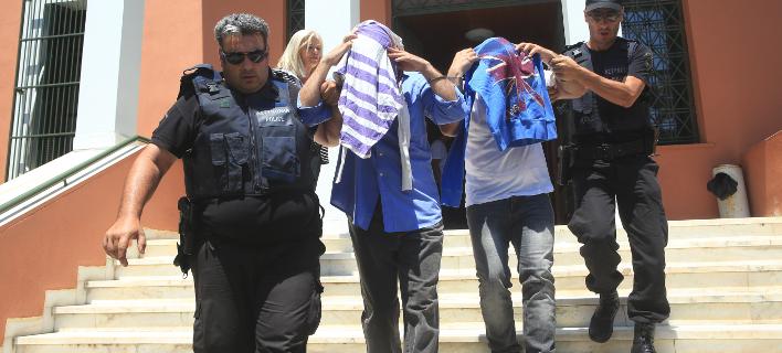 Φωτογραφία: Eurokinissi/  Aύριο στο Διοικητικό Πρωτοδικείο η απόφαση για την νομιμότητα της κράτησης του Τούρκου αξιωματικού