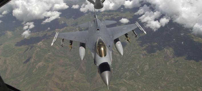 Τούρκικο F-16/ Φωτογραφία:AP