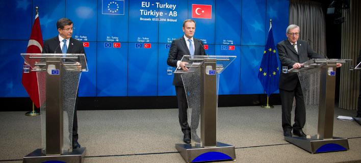 Le Monde: Η Ευρώπη αλλάζει -Η Τουρκία ξαναγίνεται η Υψηλή Πύλη