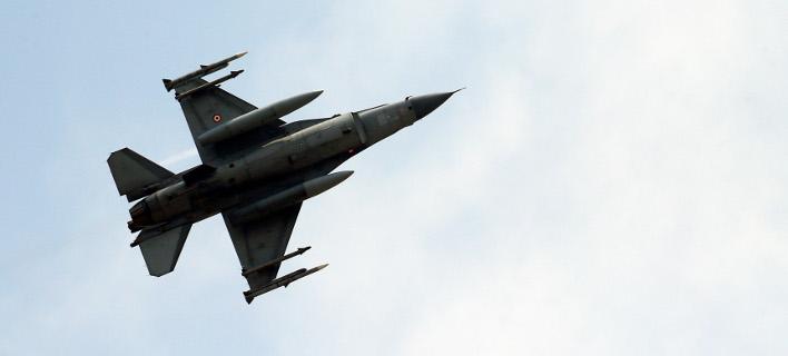 Αερομαχίες στο Αιγαίο -Υπερπτήσεις τουρκικών F-16 μεταξύ Λέσβου και Χίου