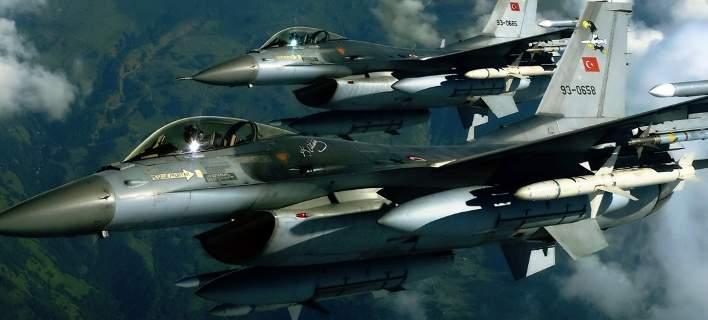 Νέα πρόκληση από την Αγκυρα -Υπερπτήση τουρκικών F16 πάνω από τη νησίδα Παναγιά