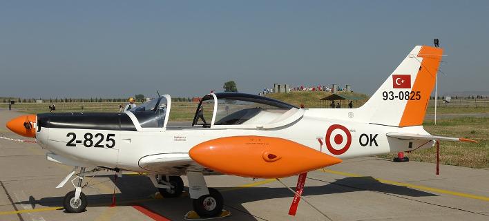 Συνετρίβη τουρκικό στρατιωτικό αεροσκάφος στη Σμύρνη -Νεκροί οι δύο πιλότοι