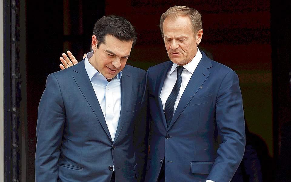 Πιέζει η Ευρώπη για είσοδο των Σκοπίων στην ΕΕ -Ολες οι εξελίξεις