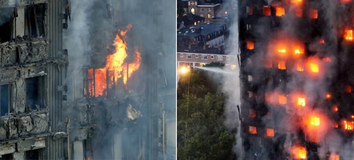 Λονδίνο: 100άδες αγνοούμενοι στον πύργο- «Κανείς δεν επέζησε στους 3 τελευταίους ορόφους»