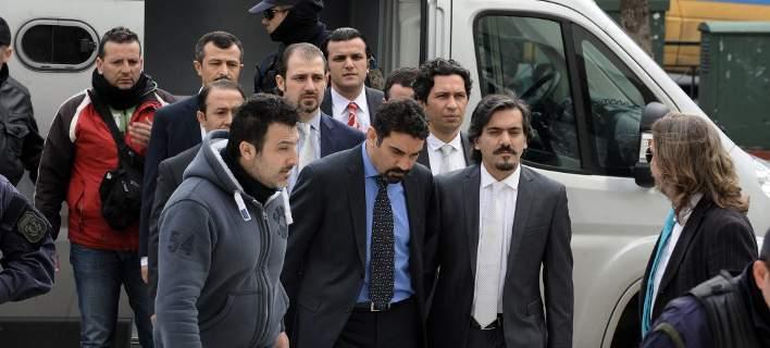 Εκτενείς αναφορές στην παρέμβαση Τσίπρα για το άσυλο των «8»/ Φωτογραφία: Eurokinissi