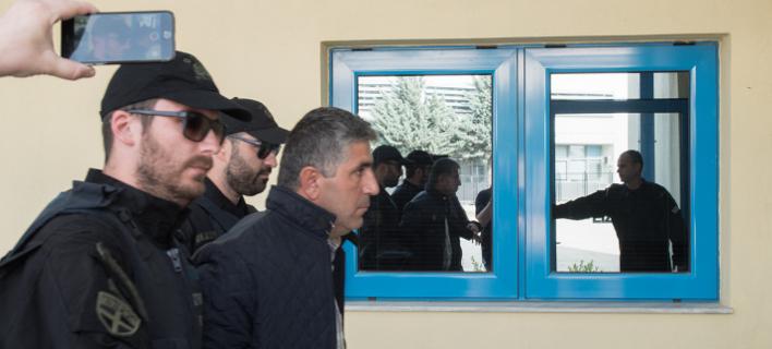 Ικανοποιήση για την απόφαση της ελληνικής δικαιοσύνης από τον δικηγόρο του Τούρκου που πέρασε στα ελληνικά σύνορα/Φωτογραφία: Eurokinissi