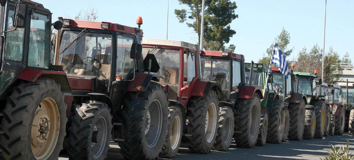 Με «μπλάκ άουτ» απειλούν οι αγρότες -Ξανακλείνουν τις εθνικές οδούς στις 20 Ιανουαρίου