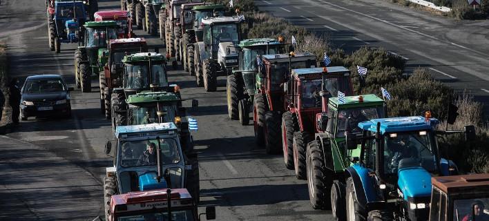 Οι αγρότες προκαλούν νευρική κρίση στο ΣΥΡΙΖΑ - ΝΔ: Είστε σε πανικό