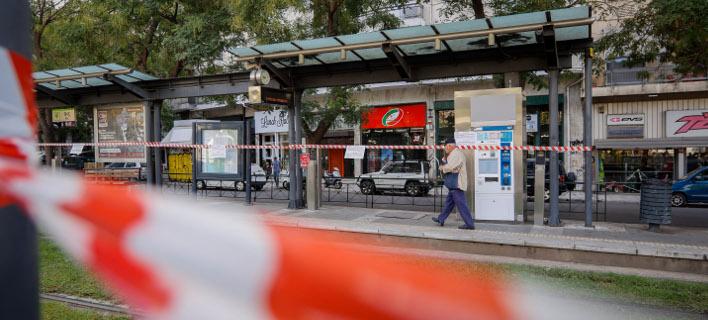 διακοπή κυκλοφορίας τραμ/Φωτογραφία: Eurokinissi