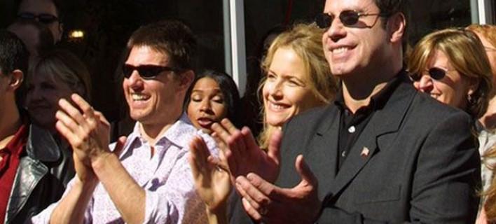 Τρελή είδηση: Ο Τομ Κρουζ και ο Τζον Τραβόλτα είναι 30 χρόνια ζευγάρι! [εικόνες]
