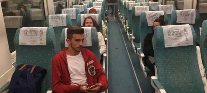 Ισπανός οδηγός τρένου άφησε 100 επιβάτες στα μισά της διαδρομής: «Τελείωσε η βάρδιά μου», τους είπε