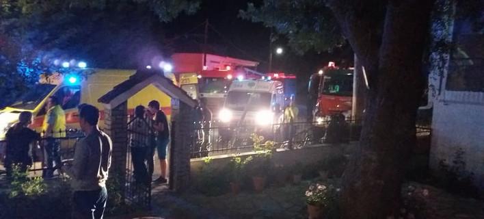 Σοκάρει η μαρτυρία επιβάτη του τρένου που εκτροχιάστηκε -Τι έγραψε στο Facebook [εικόνες]