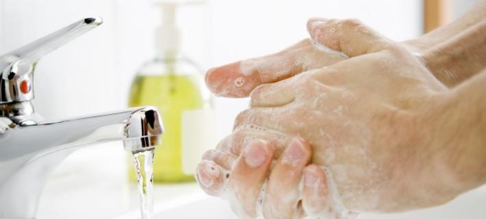 Αντισηπτικό και κοινό σαπούνι έχουν τα ίδια αποτελέσματα