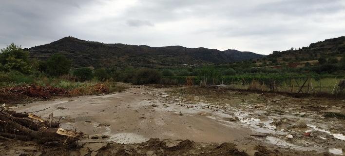 Τραγική εικόνα στα Τρίκαλα μετά από την κακοκαιρία -Κατολισθήσεις και πλημμύρες [εικόνες]