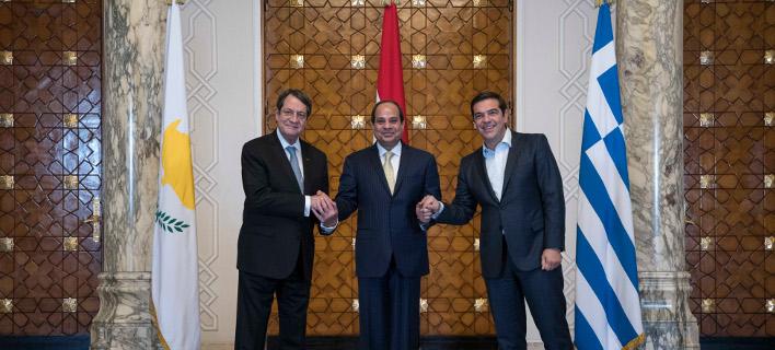 Στη Λευκωσία η 5η τριμερής Ελλάδας-Αιγύπτου-Κύπρου