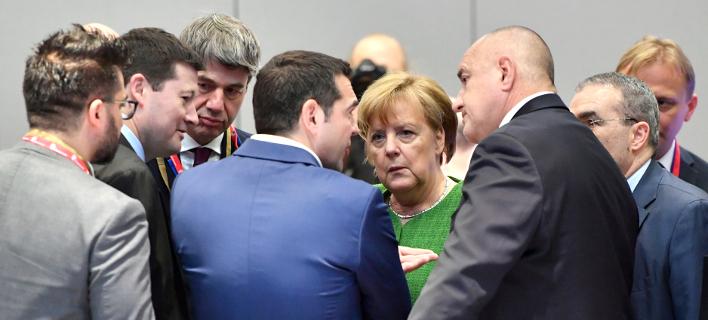 Φωτογραφία: Οι τρεις ηγέτες/AP