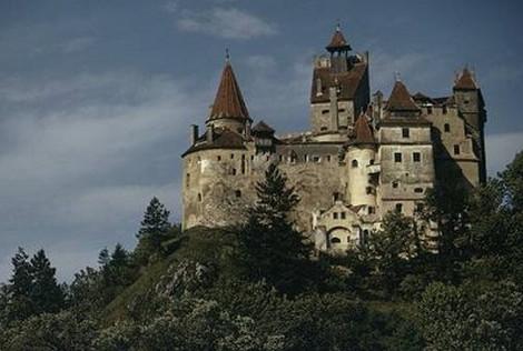 Το κάστρο του Μπραν, Ρουμανία