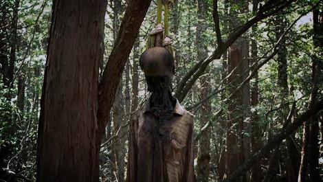 Το δάσος των αυτοκτονιών, Ιαπωνία
