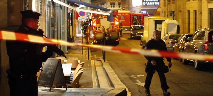 Τρομοκρατική επίθεση στο Παρίσι /Φωτογραφία: ΑΡ