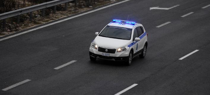 Πού έχει διακοπεί η κυκλοφορία/ Φωτογραφία: EUROKINISSI- ΘΑΝΑΣΗΣ ΚΑΛΛΙΑΡΑΣ