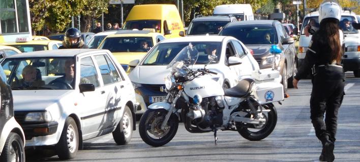 Τροχαία/ Φωτογραφία:Eurokinissi
