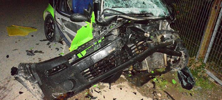 Σοβαρο τροχαίο στο Αργος -Οι 2 τραυματίες έστησαν καβγά στο νοσοκομείο [εικόνες]