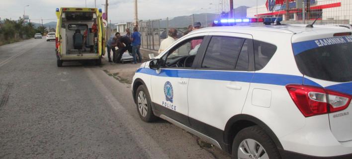 Τραγικό δυστύχημα στη Μυτιλήνη -Νεκρό 12χρονο αγόρι, σοβαρά τραυματίας ο 48χρονος πατέρας του/ Φωτογραφία: ΠΑΠΑΔΟΠΟΥΛΟΣ ΒΑΣΙΛΗΣ/ Eurokinissi/ Αρχείο