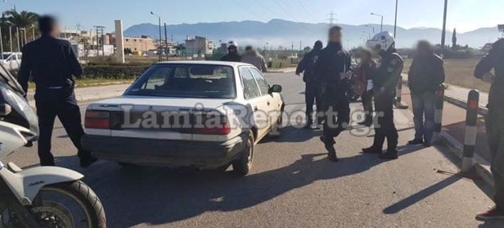 Aυτοκίνητο παρέσυρε και τραυμάτισε 6χρονο παιδί στη Λαμία [εικόνες]