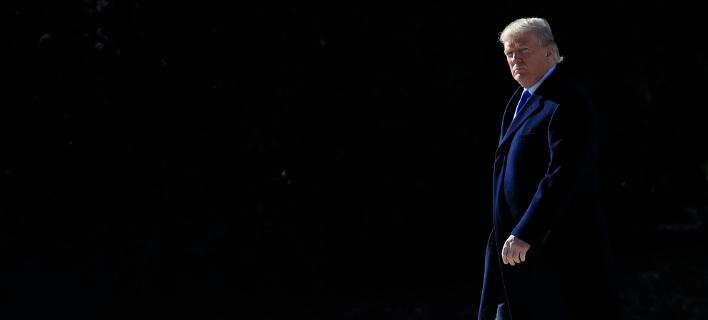 Ο Τραμπ απαντά για το βιβλίο που προκάλεσε σάλο (Φωτογραφία: AP Photo/Manuel Balce Ceneta)