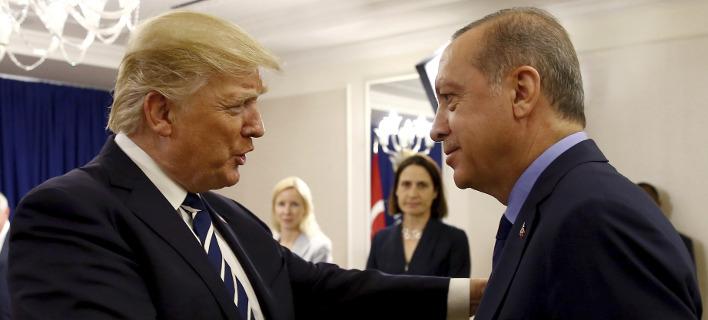 Οι πρόεδροι των δύο χωρών συναντήθηκαν τον Σεπτέμβρη στη Νέα Υόρκη.Pool Photo via AP