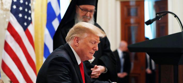 Ντόναλντ Τραμπ -Φωτογραφία AP
