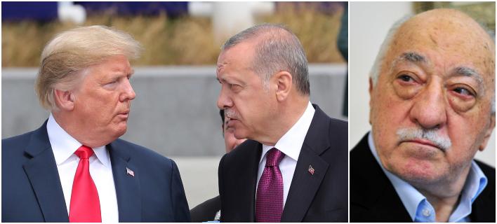 Δεν συσχετίζονται οι δύο υποθέσεις απάντησε ο Λευκός Οίκος -Φωτογραφίες: AP