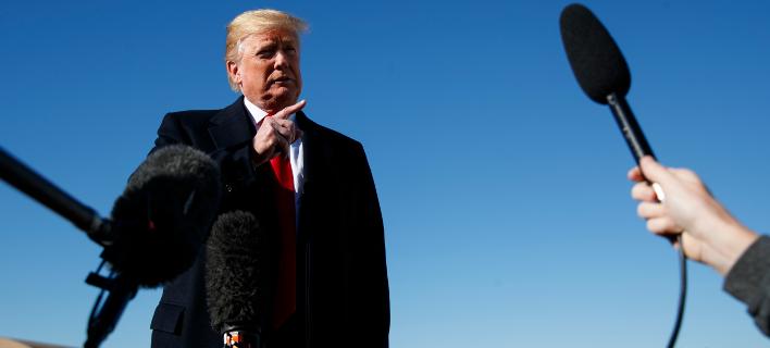 Ντόναλντ Τραμπ (Φωτογραφία: AP Photo/Carolyn Kaster)