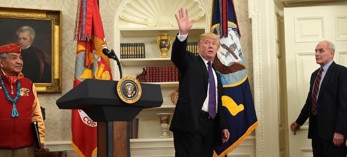 Φωτογραφία: AP Photo/Susan Walsh