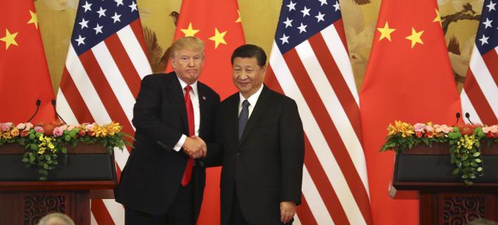 Τραμπ σε Κίνα-Ρωσία: Εργαστείτε σκληρά για το θέμα της Βόρειας Κορέας