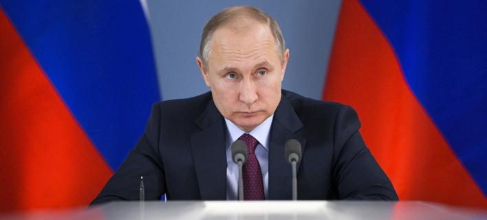 Ο Βλαντιμίρ Πούτιν (Φωτογραφία: AP/ Alexei Druzhinin)