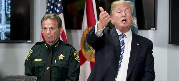 Ο Ντόναλντ Τραμπ (Φωτογραφία: AP/ Andrew Harnik)